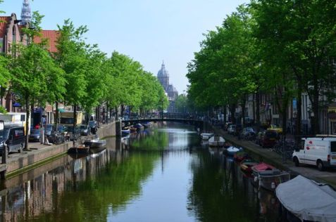Reflective Canal