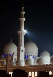NIGHTTIME GRAND MOSQUE 2
