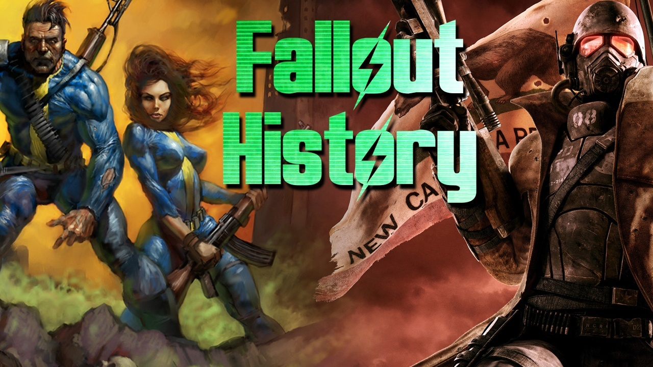 Fallout History Rckblick In Die Endzeit Alle Spiele