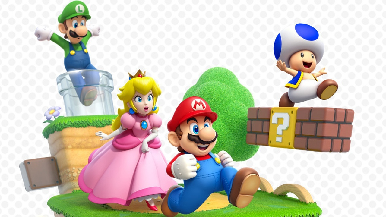Super Mario 3D World Test Video Zum 3D JumpampRun Fr Die