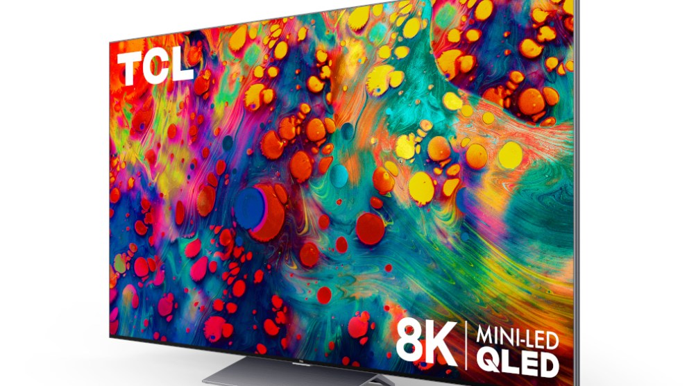 TCL Upgrades Award-Winning 6-Series with 8K Resolution