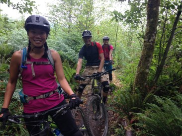 Awesome riding