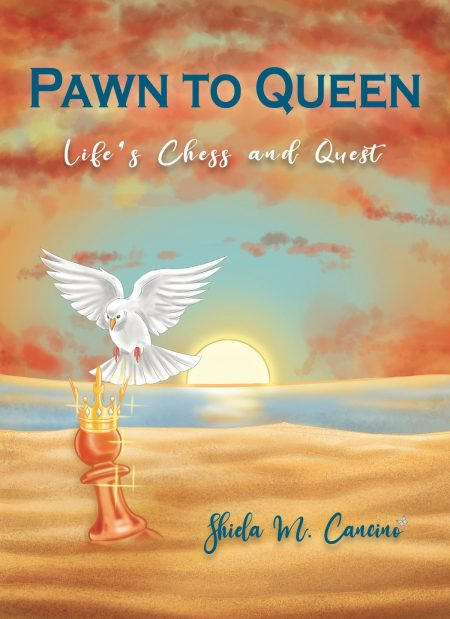 8Letters Bookstore Pawn to Queen Shiela Cancino