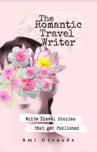 The Romantic Travel Writer Cover