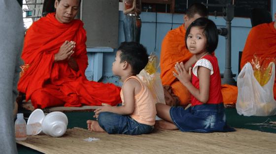 At the Blessing boy - Lanna Muay Thai