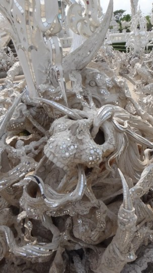 Hell Wat Rong Khun The White Temple
