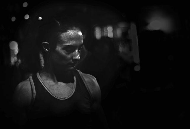 Muay Thai in the Dark - Top