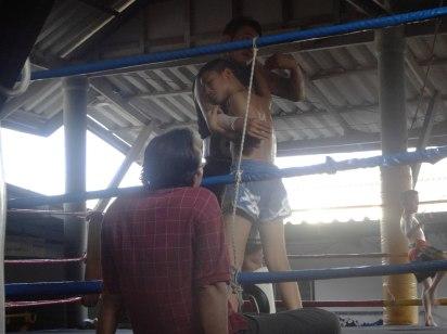3 Generations of Muay Thai - Petchrungruang Gym Pattaya