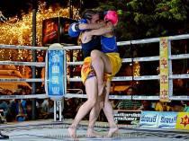 Sylvie vs Saya Ito - clinching
