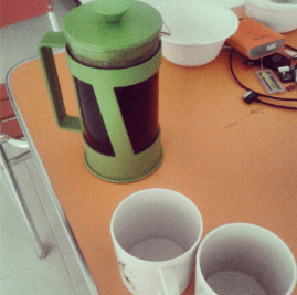A carafe of Coffee - Phutthaisong Isaan - Giatbundit Gym