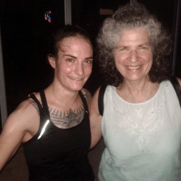 Sylvie von Duuglas-Ittu - Mother - Patti Gassaway - Muay Thai