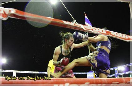 Fight 99 - Sylvie von Duuglas-Ittu - King's Birthday 11