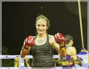 Fight 99 - Sylvie von Duuglas-Ittu - King's Birthday 14