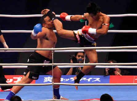 Kaoklai vs Mighty Mo-w1400