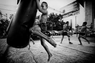 Mio Cade - Boys of Muay Thai in Thailand 10