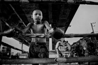 Mio Cade - Boys of Muay Thai in Thailand 11
