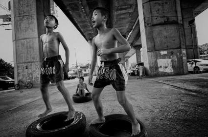 Mio Cade - Boys of Muay Thai in Thailand 4