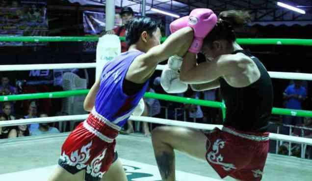 Thanonchanok vs Sylvie