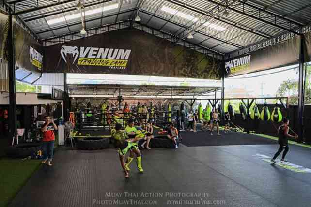 Venum Training Camp Thailand - Pattaya