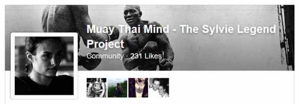 Muay Thai Mind - The Sylvie Legend Project