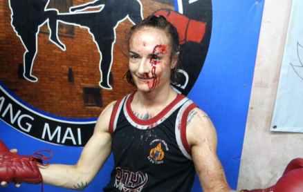 Sylvie Fight 170 vs Nang Hong