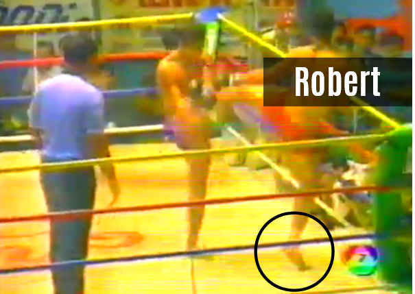 The Golden Kick - Robert