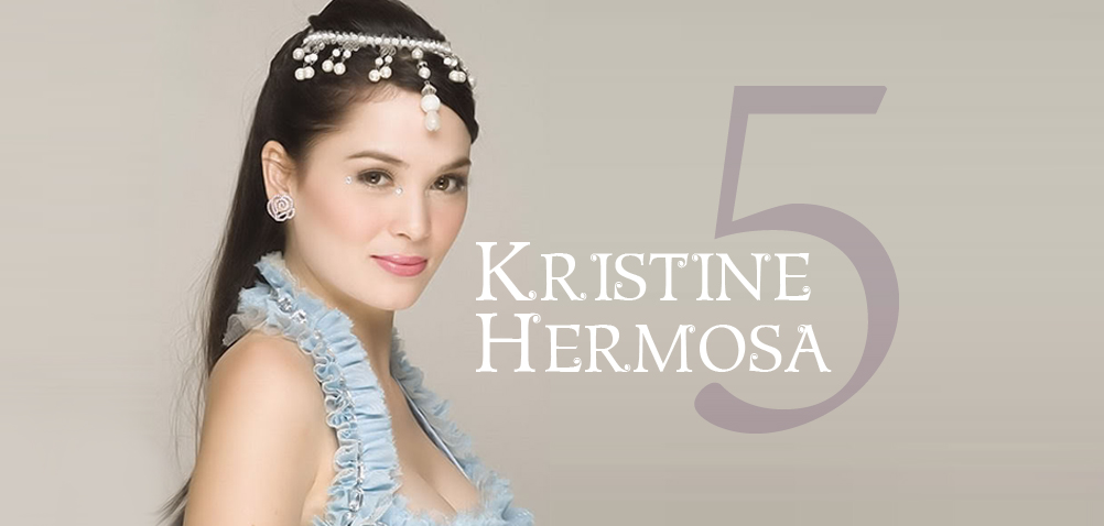 kristine-Hermosa-5Sino Ka, Fairy Ko? The 8 Faces of Faye and Ina Magenta