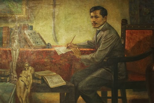Other essays written by dr. jose rizal