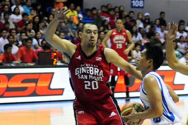 Ginebra Can Turn from Kangkong Kings photo8