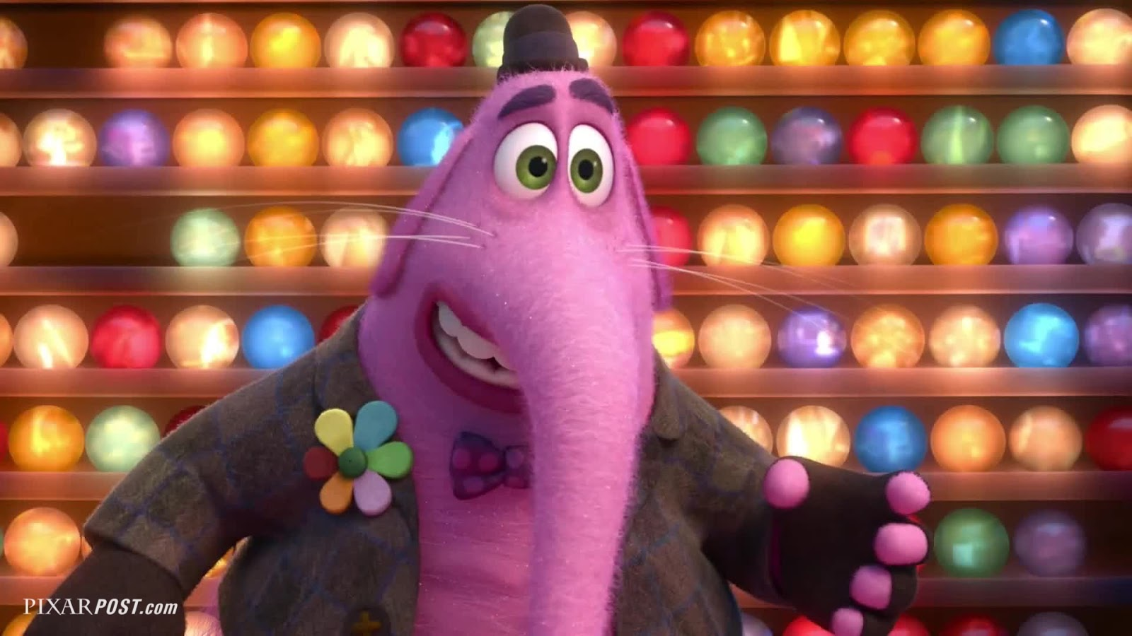 The Inside Out Files: 8 Pixar Facts About Your Feelings