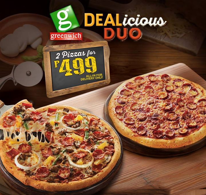 8 Food Promos To Pounce On This October