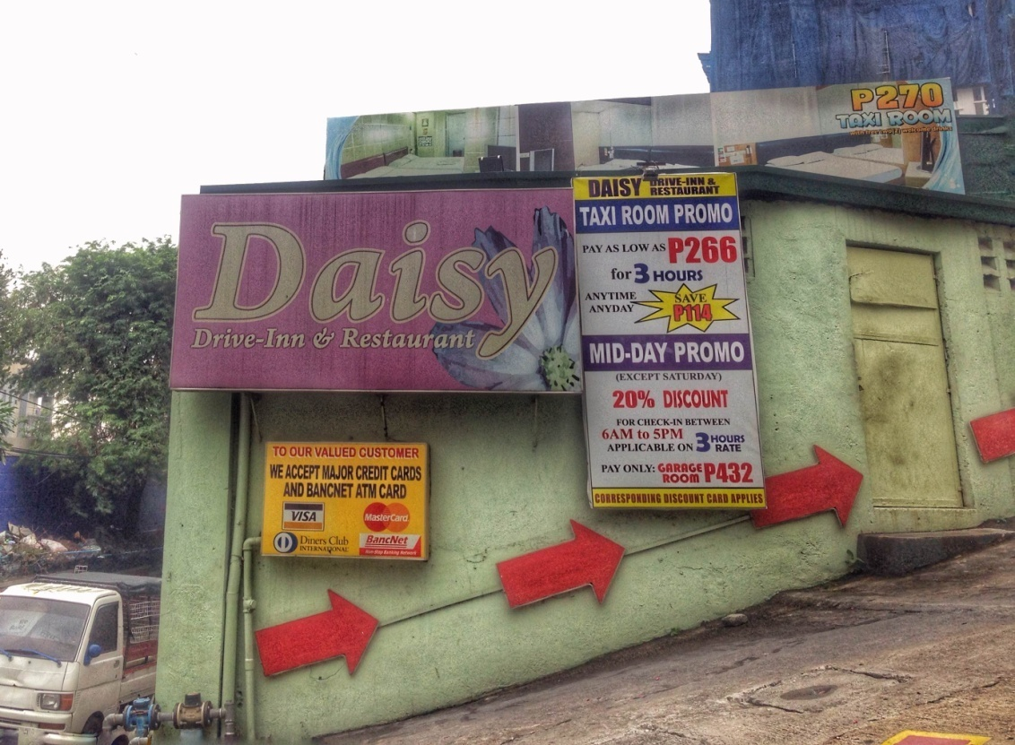 Daisy Motel Pasig Room Rates