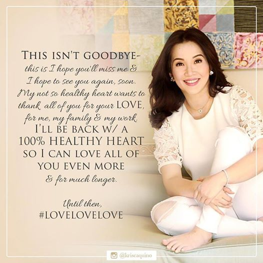 I Likely Dates for the Next Kris Aquino Comeback