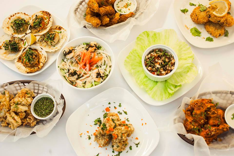 7 Seafood satisfaction