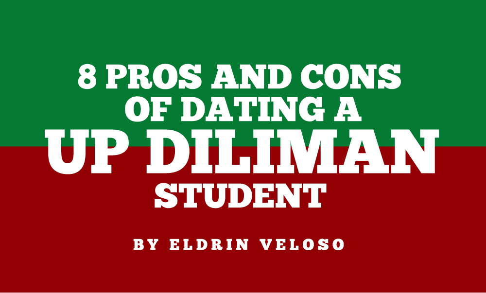 pros and cons of dating a up student The pros & cons of dating vs marriage dating provides the instead of spending your weekends at parties drinking alcohol and potentially waking up the.