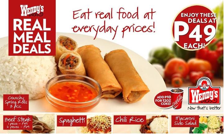 Salisbury Fast Food