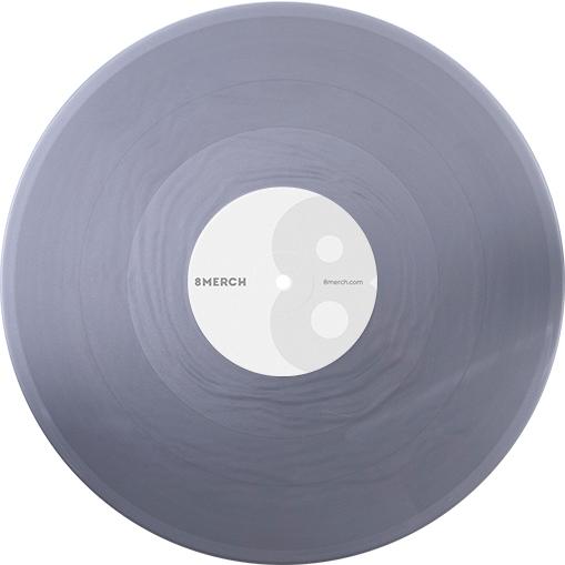Opaque Silver Color Vinyl