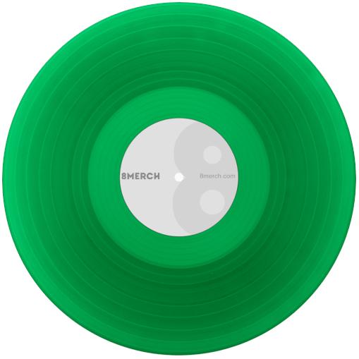 #9 Transpar Color Vinyl