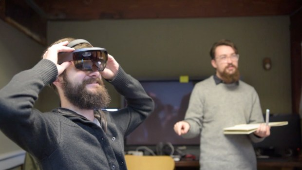 Developing for HoloLens