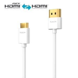 PS1500-02 Cable HDMI Thin 2 mts | PureLink