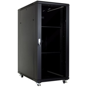 AR27-610 Armario Rack 19″ 27U Fondo 1000 mm.