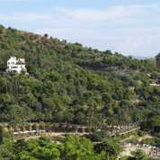グエル公園06_バルセロナ5-1ある日本人観光客のスペイン旅行記
