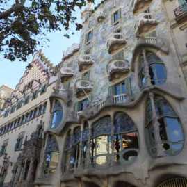 カサバトリョ00_バルセロナ_ある日本人観光客のスペイン旅行記