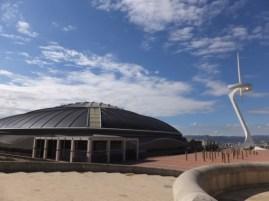 オリンピックスタジアム07_バルセロナ_ある日本人観光客のスペイン旅行記