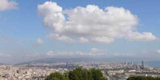 モンジェイク城07_バルセロナ_ある日本人観光客のスペイン旅行記