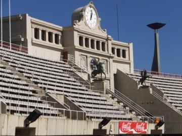 オリンピックスタジアム05_バルセロナ_ある日本人観光客のスペイン旅行記