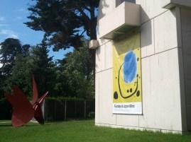 ミロ美術館00_バルセロナ_ある日本人観光客のスペイン旅行記