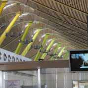 バラハス空港03_マドリード_スペイン旅行記2014