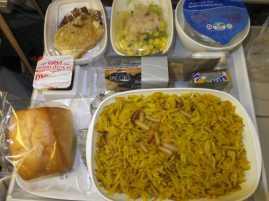 機内食07_エミレーツ_スペイン旅行記2014