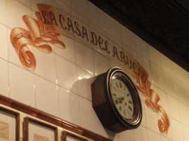 ラカサデルアブエロ01_マドリードバル_スペイン旅行記